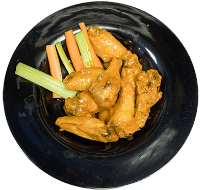 BUFFALO WINGS (4 count)