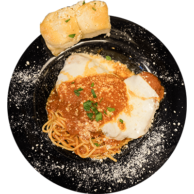 Chicken Parmigiana | Small