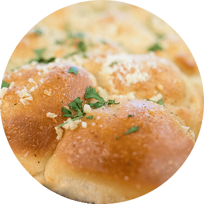 Garlic Knot | 6 Count